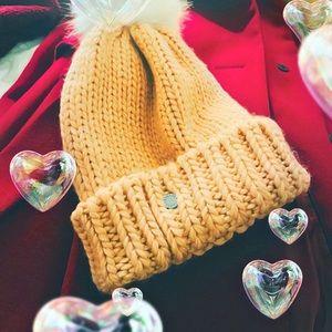 ♥️Express pink winter hat